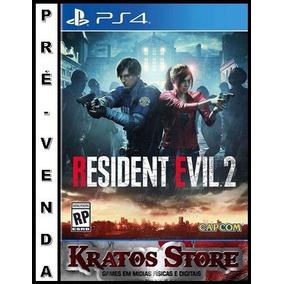 Game Jogo Ps4 Resident Evil 2 - Leia Todo O Anúncio