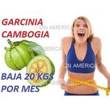 Pure Garcinia Cambogia 95% Hca Maxima Consentracion 3 Envase