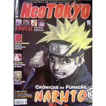 Revista Neo Tokyo N° 58 Crônicas Do Furacão Naruto