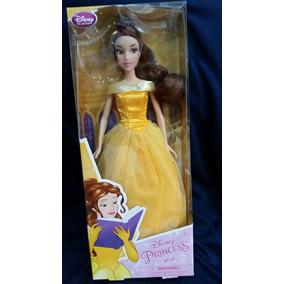 Muñeca Bella Princesas Disney Bella Y Bestia Traje Amarillo