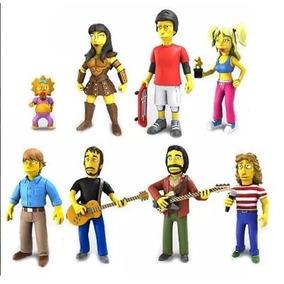 Muñecos Los Simpsons Figuras 25 Aniversario Neca The Simpson