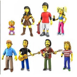 Muñecos Los Simpsons Figuras 25 Aniversario Neca The Simpson