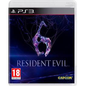Resident Evil 6 Ps3 Físico Nuevo Caja Sellada Alclick