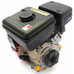 Motor Estacionário 6hp Gasolina Com Embreagem Trike Carrinho