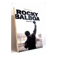 Quadro Rock Balboa Impressao Em Canvas Decorativo