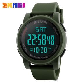 Reloj Deportivo Skmei Digital Para Hombre Militar