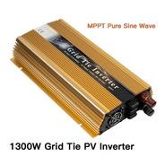Inversor Solar Grid Tie 1300w Dc: 10,8-30v