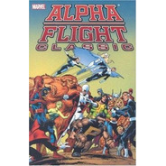Alpha Flight Classic: Vol  1 Al3