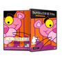 Dvd A Pantera Cor De Rosa - Coleção Completa ( 5 Dvds )