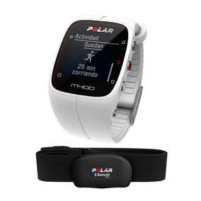 Reloj Polar M400 Con Banda Cardiaca Rutadeporte