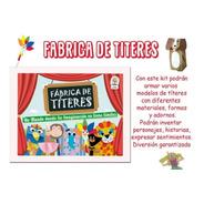 Fabrica De Titeres - Manualidades - Kit Niños - Hermoso