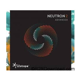 Izotope Neutron Advanced 2 Vst ,vst3,rtas,aax.p/ Windows