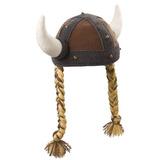 Beasty Amigos Viking Chica Sombrero Fleece \casco\ Beanie P