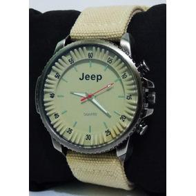 Reloj Jeep Nuevo ¡¡¡envío Gratis Por Fedex O Dhl!!!