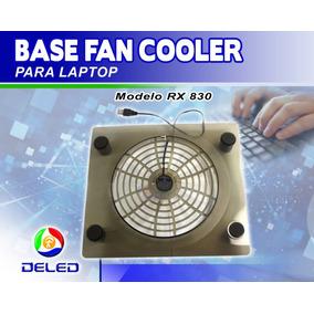 Base Fan Cooler Para Laptop - Modelo Rx 830