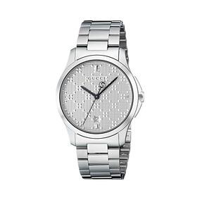 f14203f9b59 Relogio Gucci Masculino Diamantes - Relógios De Pulso no Mercado ...