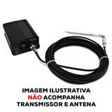 Cabo Extensor Antena Tnc P/ Transmissor Radio Fm Comunitaria