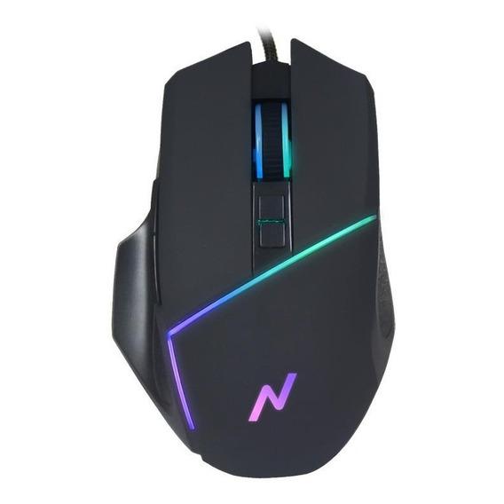 Mouse Gamer 1500dpi Stormer Led Multicolor Gran Precision 3d