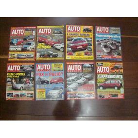 Revistas Auto Esporte 02/04 Palio Fox Parati Preço Unit R438