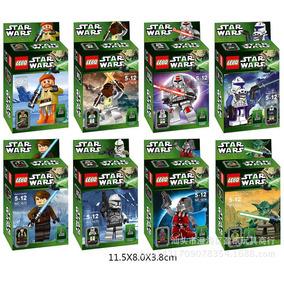 Star Wars 1671 Mini Figuras Set X 8 Ud. - Fair Play Toys