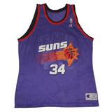Camiseta De La Nba - 34 - Xl - Phoenix Suns - Cpn