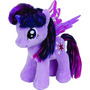Educando Peluches Beanie Boos Ty Sparkle My Little Pony