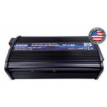 Inversor De Energia 600w Transformador 12v P/110v Americano