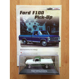 Grandes Autos Memorables Camioneta Pick Up Ford F-100 1978
