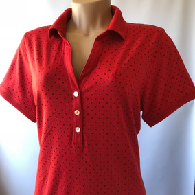 Camisa Polo Feminina Dudalina Original Vários Modelos 344d51105cb8e
