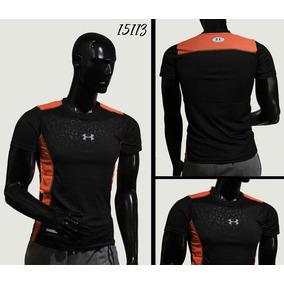 Camiseta Manga Corta/larga Compresion Gym Under Armour Nike