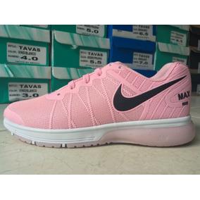 Tenis Nike Rosa Palo Para Mujer Color Primario Rosa Tenis Nike de