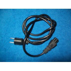 Cable De Poder P/cargador De Laptop, Monitor, Case