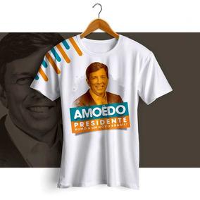 Camisa João Amoêdo