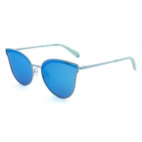 Óculos Sol Lente Azul De Polaroid - Óculos no Mercado Livre Brasil 3ce180db13