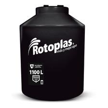 Tanque De Agua Rotoplas Negro 1100 Litros