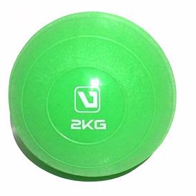 Soft Ball Bola Peso Exercício Pilates Yoga Medicine Ball 2kg