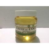 Aceite De Coco Organico Extra Virgen 250 Ml Sin Olor Ni Arom