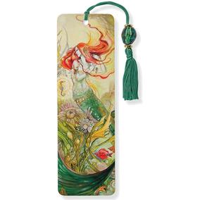 Beaded Bookmarks - Peter Pauper 6,4x18 - Mermaid