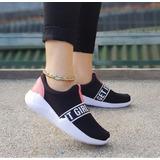 e90be00df72 Tenis Dama Shoes Nuevo Modelo Bonitos Paseo Zapatillas