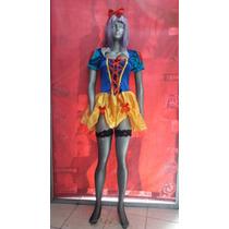 Disfraz Blanca Nieves Leg Avenue Original Y Nuevo