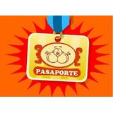 Pasaporte De Mundogaturro 1 Mes + 2000 Monedas + Lápiz Stock