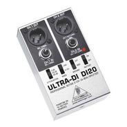 Direct Box Di 20 Ativo 2 Canais Di20 Behringer +nf+garantia - Com Nota Fiscal E Garantia De 2 Anos Proshows!