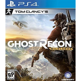 Jogo Tom Clancys Ghost Recon Wildlands Ps4 Ptbr Mídia Física
