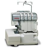 Overlock Semi Industrial Janome 1210 Dx Alta Gama Accesorios