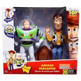 Woody Y Buzz Lightyear Amigos Parlantes Mas De 20 Frases