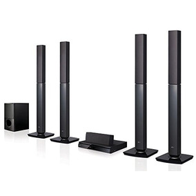 Lg Lhd657 Bluetooth Multi Región Libre Sistema De Altavoces