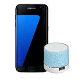 Celular Samsung Galaxy S7 Edge 32gb Negro + Bocina