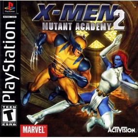 X Men Mutant Academy 2 Patch - Psp E Ps1 - Ps2 E Pc