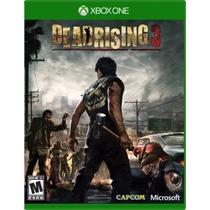 Dead Rising 3 (mídia Fisica Em Portugues) - Xbox One (novo)