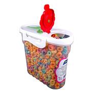 Contenedor Para Alimentos Y Cereal 1.7 Litros Titiz ®